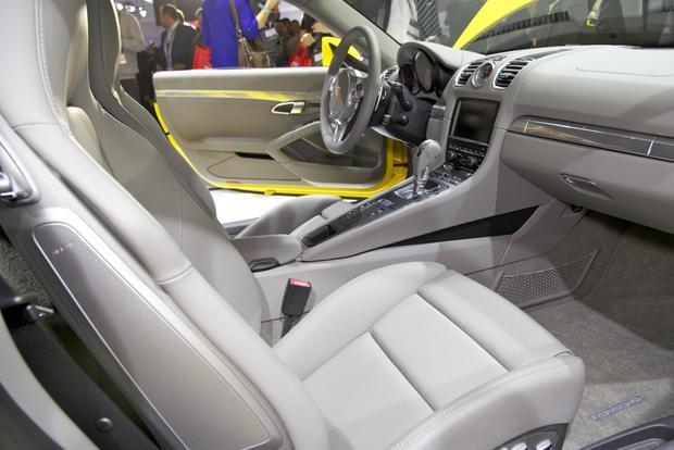 2013 Porsche Cayman: LA Auto Show featured image large thumb7