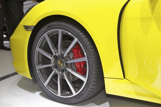2013 Porsche Cayman: LA Auto Show featured image large thumb8