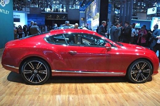 2013 Bentley Continental GT: New York Auto Show featured image large thumb1