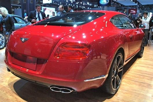 2013 Bentley Continental GT: New York Auto Show featured image large thumb2