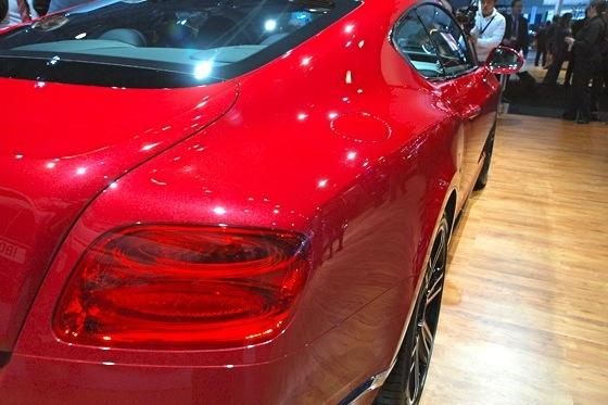 2013 Bentley Continental GT: New York Auto Show featured image large thumb3
