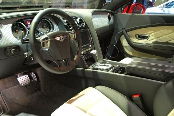 2013 Bentley Continental GT: New York Auto Show featured image large thumb6