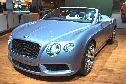 2013 Bentley Continental GT: New York Auto Show featured image large thumb9