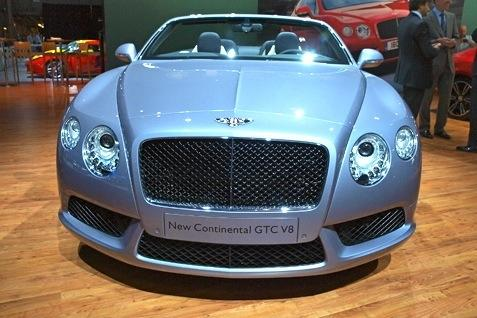 2013 Bentley Continental GT: New York Auto Show featured image large thumb11