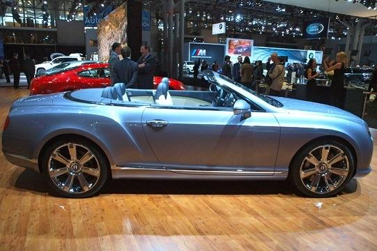 2013 Bentley Continental GT: New York Auto Show featured image large thumb12