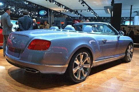 2013 Bentley Continental GT: New York Auto Show featured image large thumb13