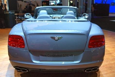 2013 Bentley Continental GT: New York Auto Show featured image large thumb14