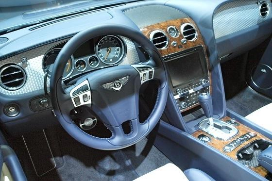 2013 Bentley Continental GT: New York Auto Show featured image large thumb15