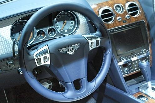 2013 Bentley Continental GT: New York Auto Show featured image large thumb16