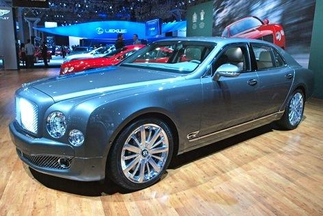 2013 Bentley Mulsanne: New York Auto Show featured image large thumb0