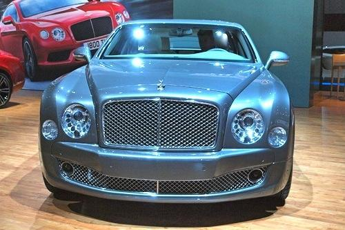 2013 Bentley Mulsanne: New York Auto Show featured image large thumb1