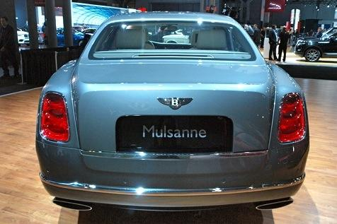 2013 Bentley Mulsanne: New York Auto Show featured image large thumb4