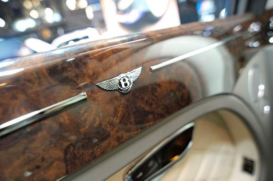 2013 Bentley Mulsanne: New York Auto Show featured image large thumb9