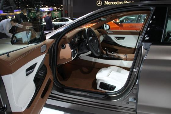 2013 BMW 6 Series GranCoupe: New York Auto Show featured image large thumb9