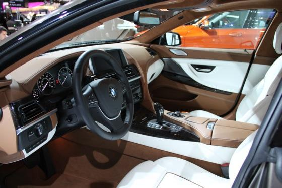 2013 BMW 6 Series GranCoupe: New York Auto Show featured image large thumb11