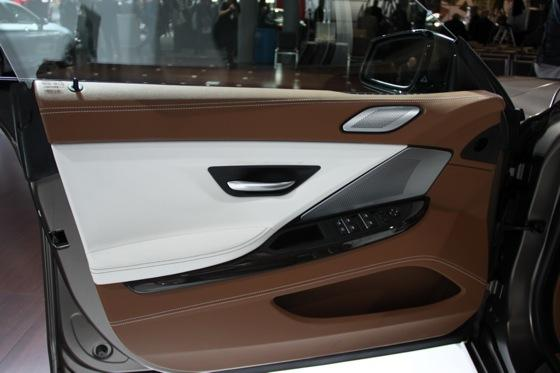 2013 BMW 6 Series GranCoupe: New York Auto Show featured image large thumb13