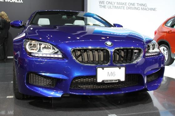2012 BMW M6 Convertible: New York Auto Show featured image large thumb1