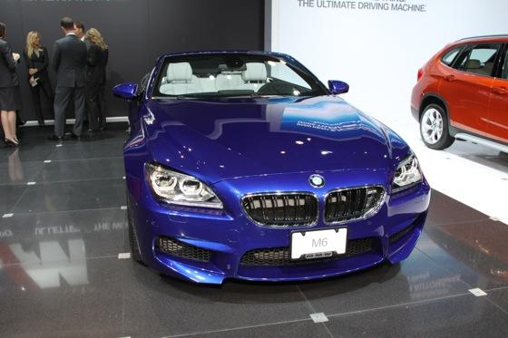 2012 BMW M6 Convertible: New York Auto Show featured image large thumb2