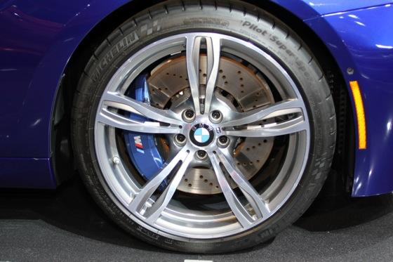 2012 BMW M6 Convertible: New York Auto Show featured image large thumb6