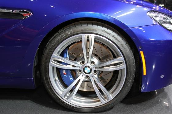 2012 BMW M6 Convertible: New York Auto Show featured image large thumb7