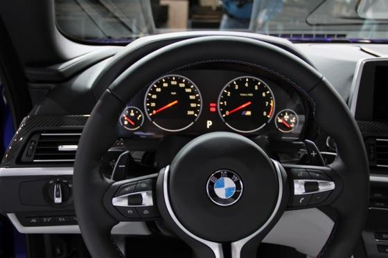 2012 BMW M6 Convertible: New York Auto Show featured image large thumb9