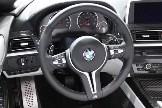 2012 BMW M6 Convertible: New York Auto Show featured image large thumb10