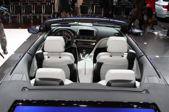 2012 BMW M6 Convertible: New York Auto Show featured image large thumb14