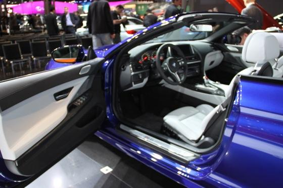 2012 BMW M6 Convertible: New York Auto Show featured image large thumb16