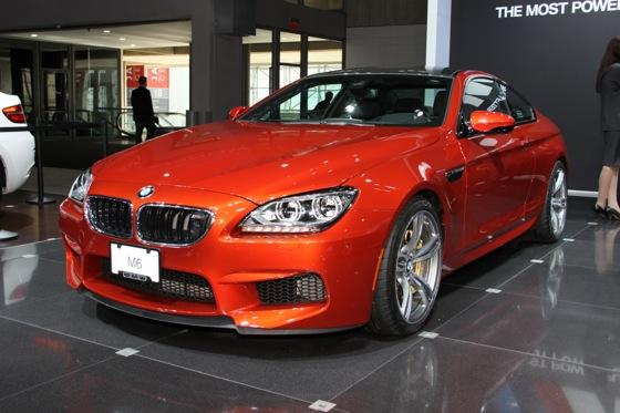 2013 BMW M6 Coupe: New York Auto Show featured image large thumb0