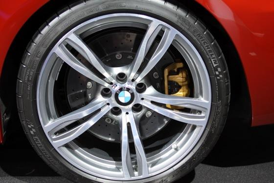 2013 BMW M6 Coupe: New York Auto Show featured image large thumb8