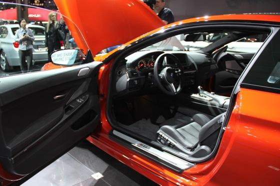 2013 BMW M6 Coupe: New York Auto Show featured image large thumb12
