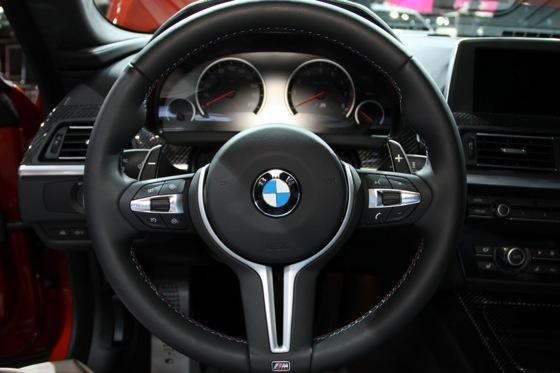 2013 BMW M6 Coupe: New York Auto Show featured image large thumb15