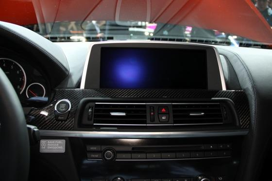 2013 BMW M6 Coupe: New York Auto Show featured image large thumb16