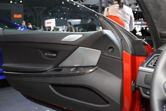 2013 BMW M6 Coupe: New York Auto Show featured image large thumb19