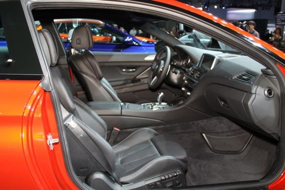 2013 BMW M6 Coupe: New York Auto Show featured image large thumb23