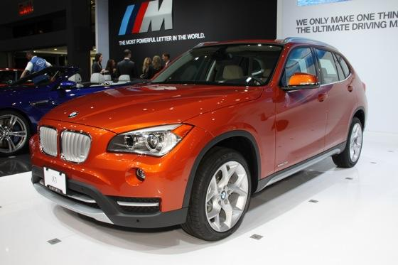 2013 BMW X1: New York Auto Show featured image large thumb1
