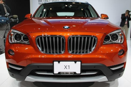 2013 BMW X1: New York Auto Show featured image large thumb2