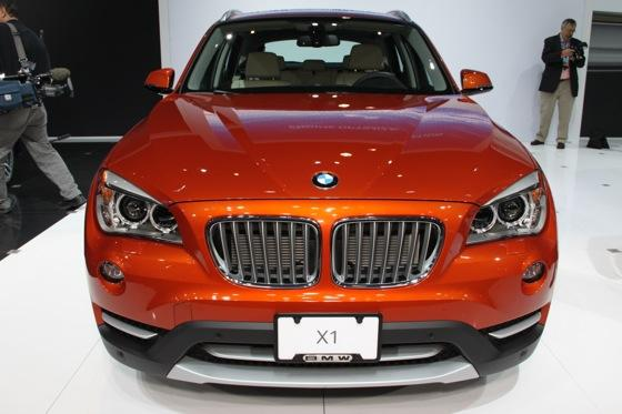 2013 BMW X1: New York Auto Show featured image large thumb3