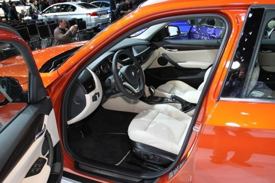 2013 BMW X1: New York Auto Show featured image large thumb4