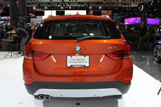 2013 BMW X1: New York Auto Show featured image large thumb10