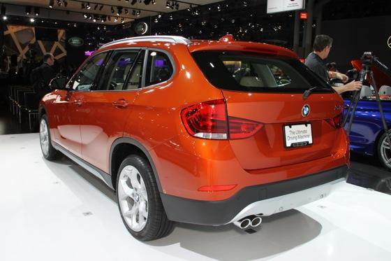 2013 BMW X1: New York Auto Show featured image large thumb11