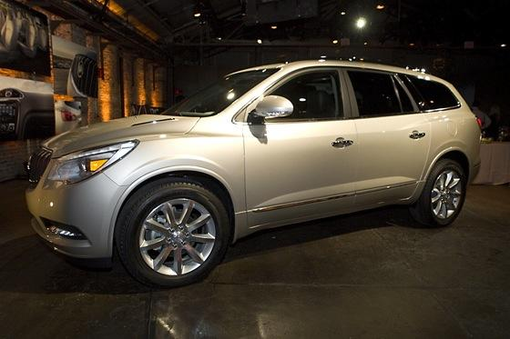 2013 Buick Enclave: New York Auto Show featured image large thumb2
