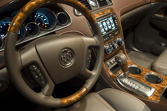 2013 Buick Enclave: New York Auto Show featured image large thumb14
