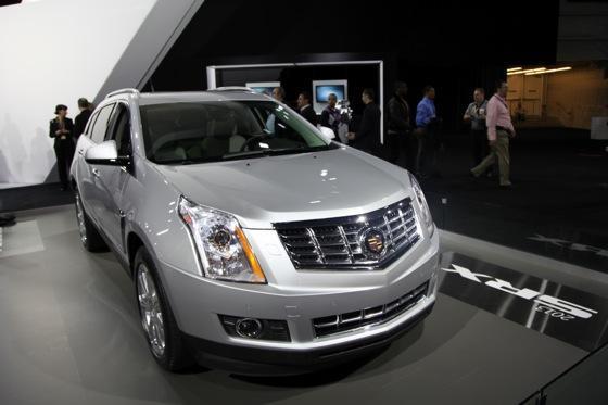 2013 Cadillac SRX: New York Auto Show featured image large thumb2
