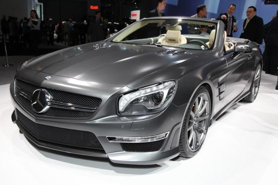 2013 Mercedes SL65 AMG: New York Auto Show featured image large thumb0