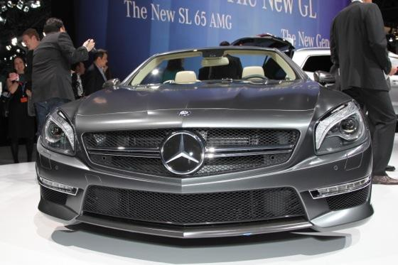 2013 Mercedes SL65 AMG: New York Auto Show featured image large thumb4