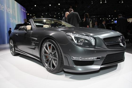 2013 Mercedes SL65 AMG: New York Auto Show featured image large thumb5