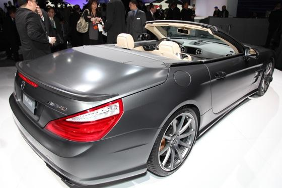2013 Mercedes SL65 AMG: New York Auto Show featured image large thumb7