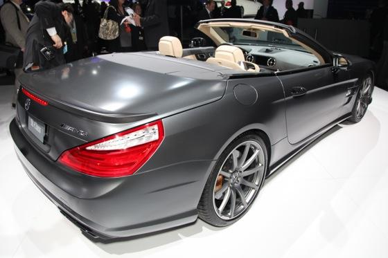 2013 Mercedes SL65 AMG: New York Auto Show featured image large thumb8