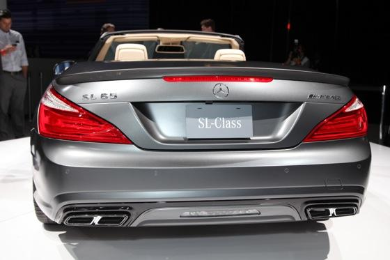 2013 Mercedes SL65 AMG: New York Auto Show featured image large thumb9